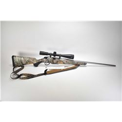 "Non-Restricted rifle Tikka model T3X, .270 Win short Mag 3 shot bolt action, w/ bbl length 24 1/2"" ["