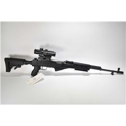 "Non-Restricted rifle Norinco model SKS, 7.62 X 39 5 shot semi automatic, w/ bbl length 20"" [Blued ba"