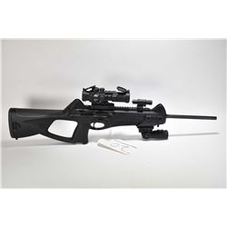 Non-Restricted rifle Beretta model CX4 Storm, 9mm Luger, mag fed 10 shot semi automatic, w/ bbl leng