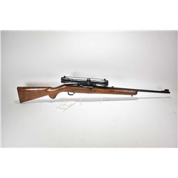 Non-Restricted rifle Winchester model 100, .284 Win cal. mag fed semi automatic, w/ bbl length 21 1/