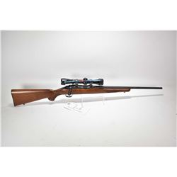 """Non-Restricted rifle Ruger model 77/22, .22 LR mag fed 10 bolt action, w/ bbl length 20"""" [Blued barr"""