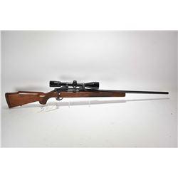 "Non-Restricted rifle Sako model Finnbear L61R, .375 Mag, mag fed bolt action, w/ bbl length 24 1/2"""