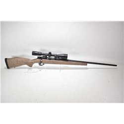 """Non-Restricted rifle Weatherby model Vanguard, .300 WBY Mag. mag fed bolt action, w/ bbl length 24"""""""