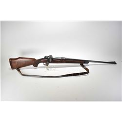 "Non-Restricted rifle Mauser model 98 Sporter, 8mm mag fed bolt action, w/ bbl length 22"" [Waffenfabr"