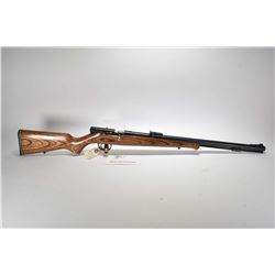 Non-Restricted rifle Traditions model In Line, .50 1: 32 single shot bolt action, w/ bbl length 23""