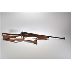 Non-Restricted rifle Lee Enfield model No. 4 Mk I, .303 Brit mag fed bolt action, w/ bbl length 23 1