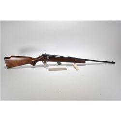 "Non-Restricted rifle Sears model 4C, .22 LR only mag fed 10 shot bolt action, w/ bbl length 21"" [Blu"