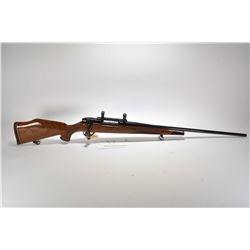 Non-Restricted rifle Weatherby model MK V, .340 Magnum cal, mag fed 3 shot bolt action, w/ bbl lengt