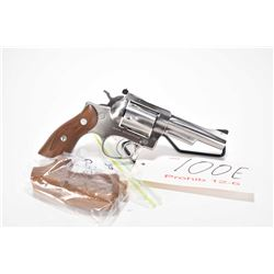 Prohib 12-6 handgun Ruger model Security Six, .357 Mag 6 shot double action revolver, w/ bbl length