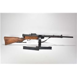 """Non-Restricted rifle TNW Inc model Suomi M31, 9mm mag fed 10 shot bolt action, w/ bbl length 18 1/2"""""""