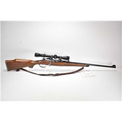 "Non-Restricted rifle Steyr-Daimler-Puch model 3170, 30-06 bolt action, w/ bbl length 22 1/2"" [spoon"