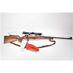 "Non-Restricted rifle Anschutz model 1422, .22 LR mag fed 10 shot bolt action, w/ bbl length 24"" [wit"