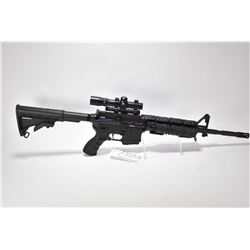 Restricted rifle Poly Technologies model CQ Semi, 5.56mm cal 5 shot semi automatic, w/ bbl length 37