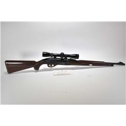 Non-Restricted rifle Remington model Nylon 66, .22 LR only tube fed 10 shot semi automatic, w/ bbl l