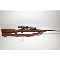 "Non-Restricted rifle Ruger model M77, 30-06 SPRGcal. mag fed 5 shot bolt action, w/ bbl length 20"" ["