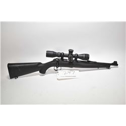 Non-Restricted rifle Norinco model JW15A, .22 LR cal. mag fed 5 shot bolt action, w/ bbl length 13""