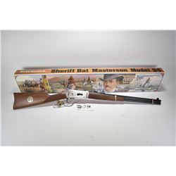 Non-Restricted rifle Winchester model Commerative Bat Masterson, 30-30 Win tube fed lever action, w/