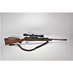 "Non-Restricted rifle Enfield custom .303 Brit mag fed. bolt action, w/ bbl length 21 1/2"" [Blued bar"