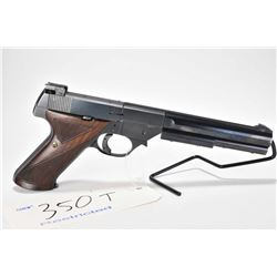 Restricted shotgun High Standard model Supermatic, .22 LR 10 shot semi automatic, w/ bbl length 171m