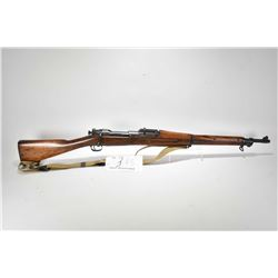 "Non-Restricted rifle Springfield Armory model 1903, 30-06 5 shot bolt action, w/ bbl length 24"" [blu"