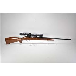 Non-Restricted rifle Weatherby model Mark XXII, .22LR mag fed NO MAG semi automatic, w/ bbl length 2