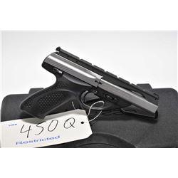 Restricted handgun Beretta model U22 Neos, .22 LR 10 shot semi automatic, w/ bbl length 114mm [Combi