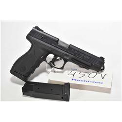 Restricted handgun Taurus model PT 24/7 Pro LS DS, .45 ACP 10 shot semi automatic, w/ bbl length 134