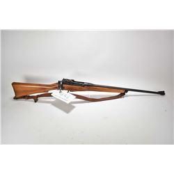Non-Restricted rifle Enfield model No.4 Mk I (F) FRT Sporter, .303 Brit mag fed. 10 shot bolt action