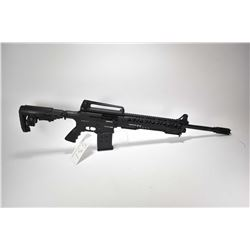 "Non-Restricted shotgun Derya model MK-10, 12 ga. 2/3"" mag fed 5 shot semi automatic, w/ bbl length 2"