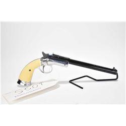 Restricted handgun LuX model Stevens No. 35 Repro., .22 LR single hinge break, w/ bbl length 203mm [