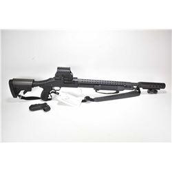 "Non-Restricted shotgun Mossberg model 500, 12 ga. 2 3/4, 3"" tube fed pump action, w/ bbl length 18"""