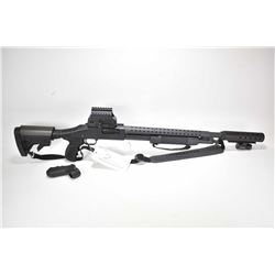 "Non-Restricted shotgun Mossberg model 500, 12 ga. 2 3/4, 3"" tube fed pump action, w/ bbl length 18"""