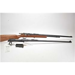 Non-Restricted rifle Cooey/Winchester model 60/1917, .22 LR/30-06 [Cooey has blued barrel and smooth