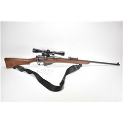 "Non-Restricted rifle Enfield model SHT. LE III*, .303 Brit 10 shot bolt action, w/ bbl length 25"" [B"