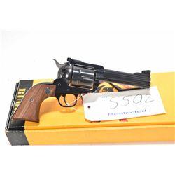 Restricted handgun Ruger model New Model Blackhawk, .41 Magnum 6 shot single action, w/ bbl length 1