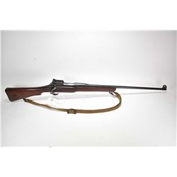 Non-Restricted rifle Enfield (Eddystone) model Pattern 1914, .303 Brit bolt action, w/ bbl length 26