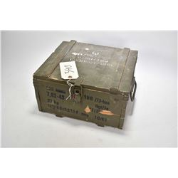 Full Crate 1120 count 7.62x39 marked 7.62x43