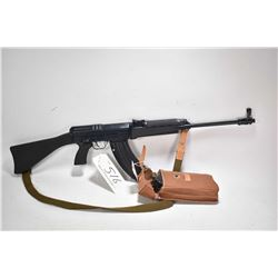 "Non-Restricted rifle CZ model 858 Tactical-2p (2009), 7.62x39 5 semi automatic, w/ bbl length 19"" [B"