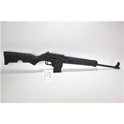 "Non-Restricted rifle Kal-tec model Su-16F, .223 Mag fed 5 semi automatic, w/ bbl length 19"" [Parkeri"