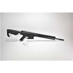 "Non-Restricted rifle Black Creek Lab model BCL 102, .308 5 semi automatic, w/ bbl length 19"" [Parker"