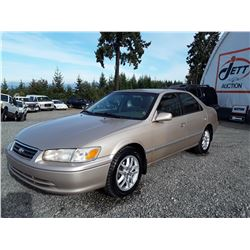 """A5 --  2000 TOYOTA CAMRY XLE , Brown , 252876  KM's """"NO RESERVE"""""""