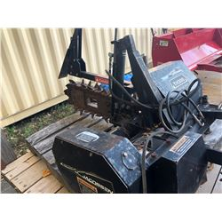 TH 300 TRENCHER ATTACHMENT FOR STEINERS