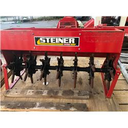 42  AERATOR ATTACHMENT FOR STEINERS