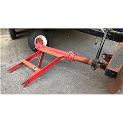 EDGER ATTACHMENT FOR STEINERS