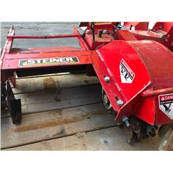 STEINER STUMP GRINDER ATTACHMENT FOR STEINERS