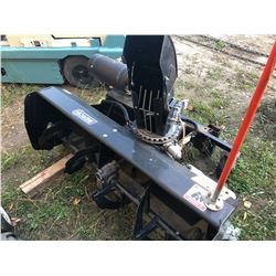 "BERCO 54"" FRONT MOUNT SNOW BLOWER WITH HONDA ENGINE"