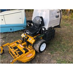 WALKER MODEL HD 8400 MOWER