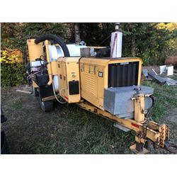 VEMEER MODEL 550 VACUUM MACHINE