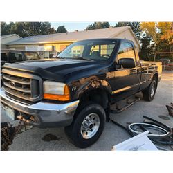 1999 FORD F250 TRUCK