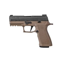"SIG P320 XCARRY 9MM 3.9"" 17RD COY/BL"